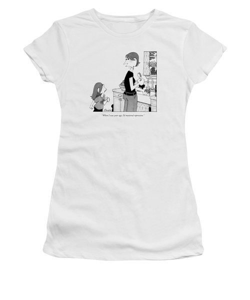 When I Was Your Age Women's T-Shirt