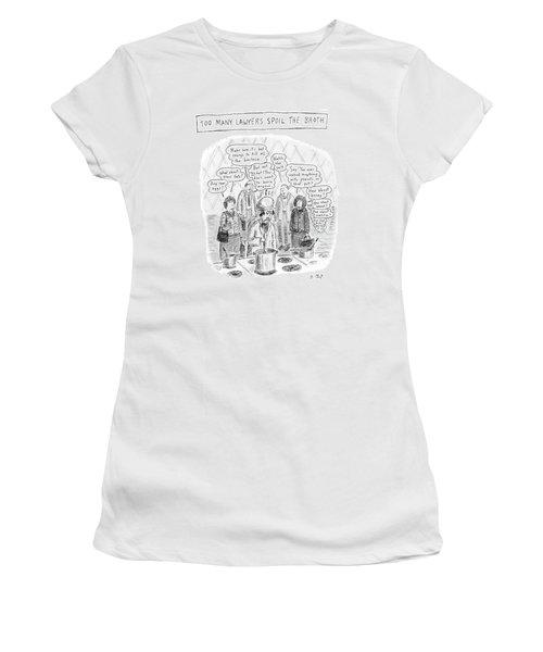 New Yorker May 21st, 2007 Women's T-Shirt