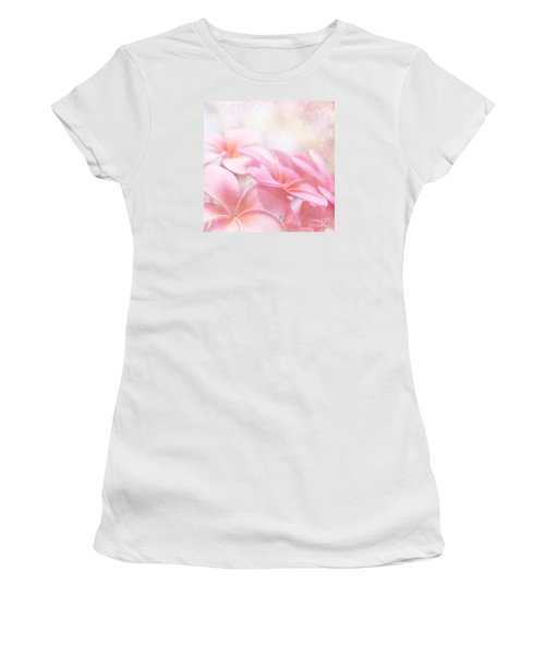 Women's T-Shirt (Athletic Fit) featuring the photograph Aloha by Sharon Mau