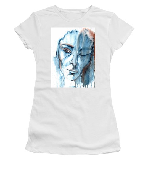 A Case Of You Women's T-Shirt (Junior Cut) by Ashley Kujan