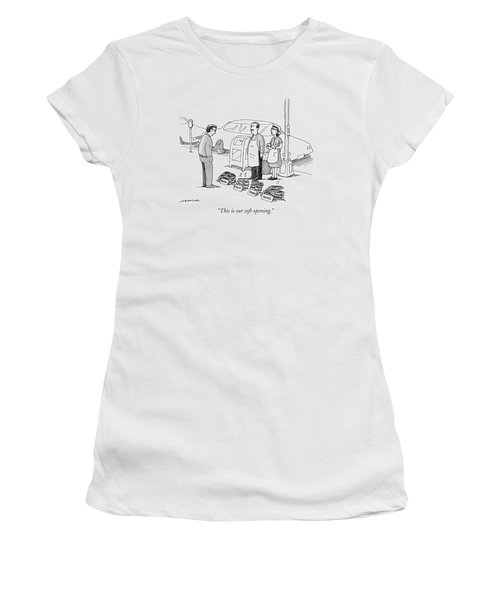 This Is Our Soft Opening Women's T-Shirt