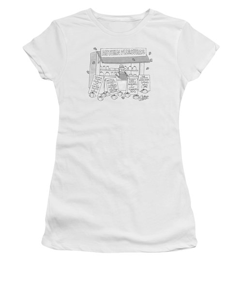 A Country Stand With The Title Women's T-Shirt