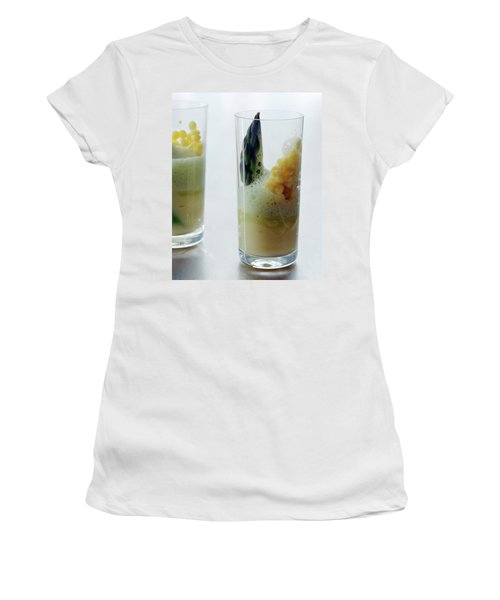 A Drink With Asparagus Women's T-Shirt