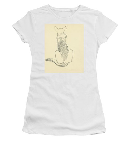A German Shepherd Women's T-Shirt