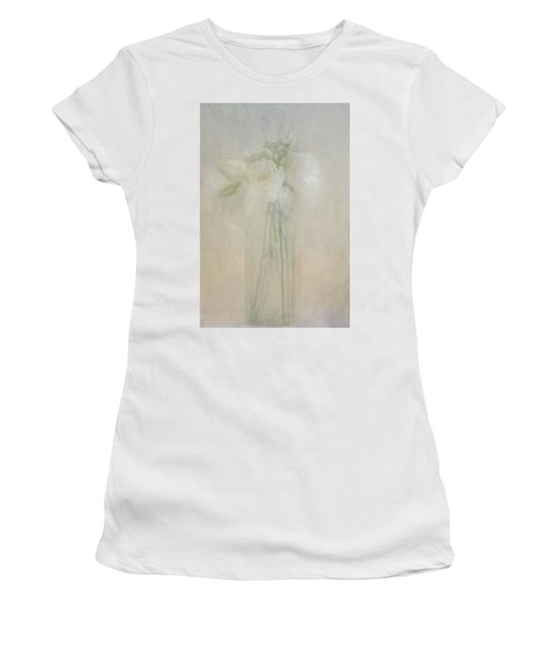 A Glimpse Of Roses Women's T-Shirt
