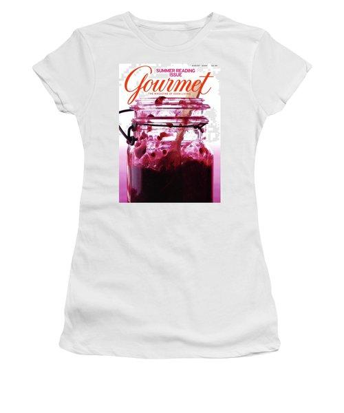 A Jar Of Skillet Blackberry Jam Women's T-Shirt