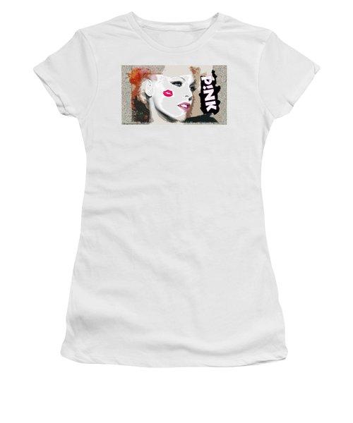 A Kiss On The Cheek Women's T-Shirt