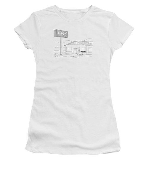 Ihox Women's T-Shirt