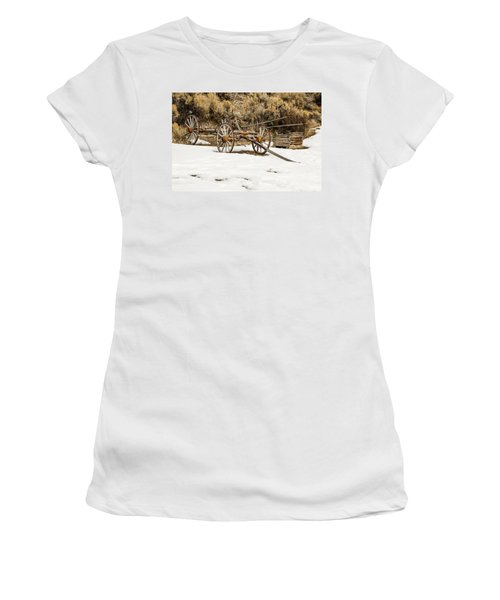 A Place In The Sun Women's T-Shirt (Athletic Fit)