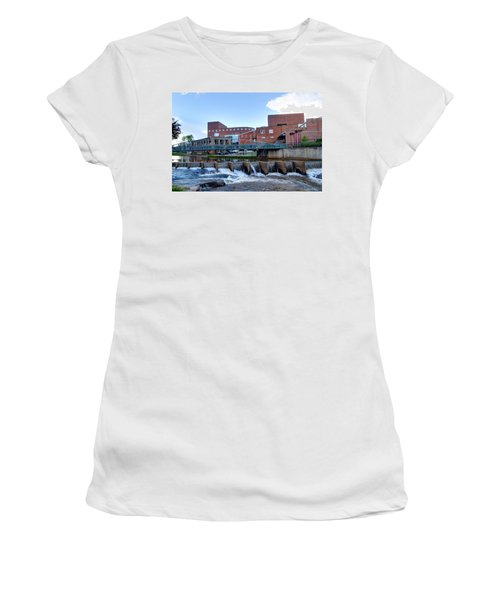 A River Runs Through It 2 Women's T-Shirt