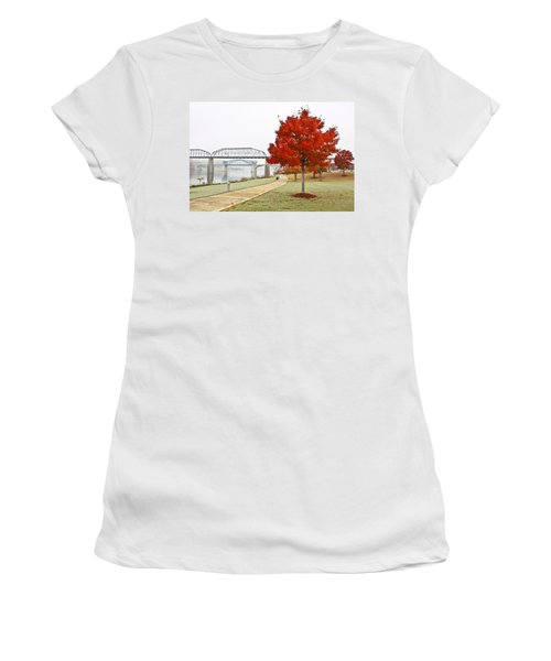 A Soft Autumn Day Women's T-Shirt