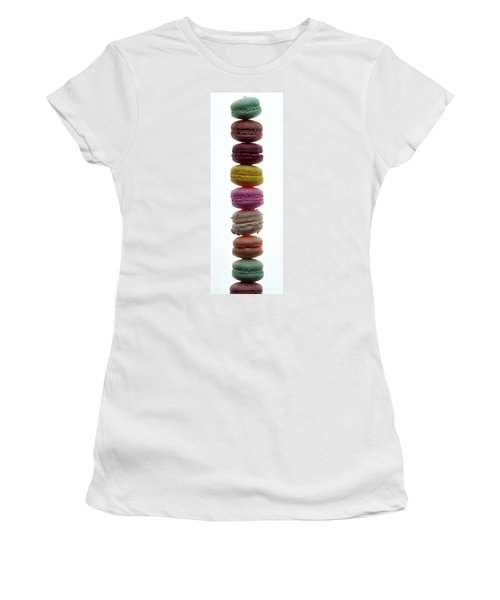 A Stack Of Macaroons Women's T-Shirt