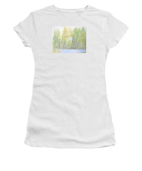 A Sunny Day Women's T-Shirt (Athletic Fit)