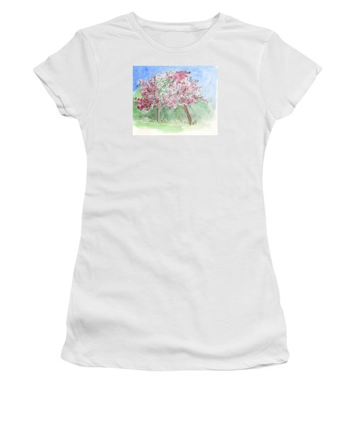 A Vision Of Spring Women's T-Shirt