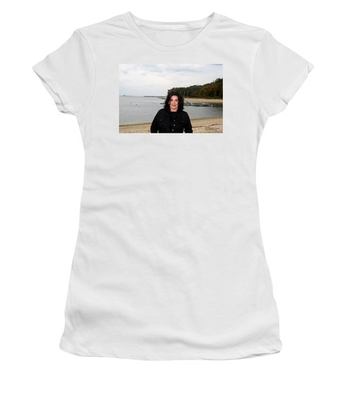 A Windy Day Women's T-Shirt (Athletic Fit)