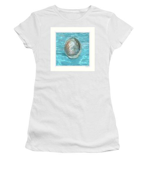 Abalone Underwater Women's T-Shirt