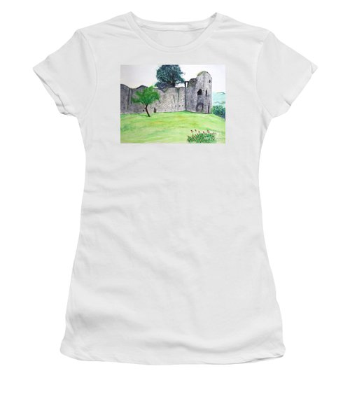 Abergavenny Castle Women's T-Shirt