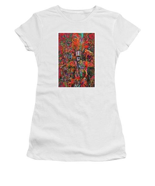 Abstracted Mummer Women's T-Shirt