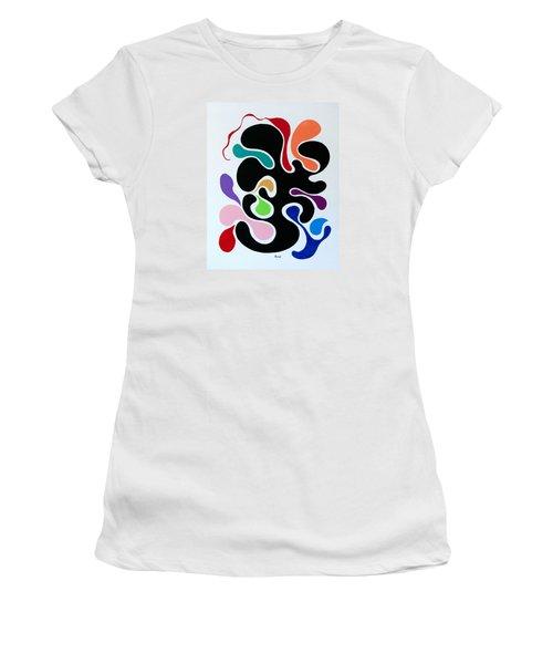 Accepting Women's T-Shirt (Junior Cut) by Thomas Gronowski