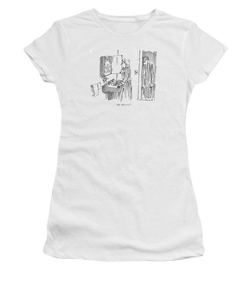 Ah!  Here It Is! Women's T-Shirt
