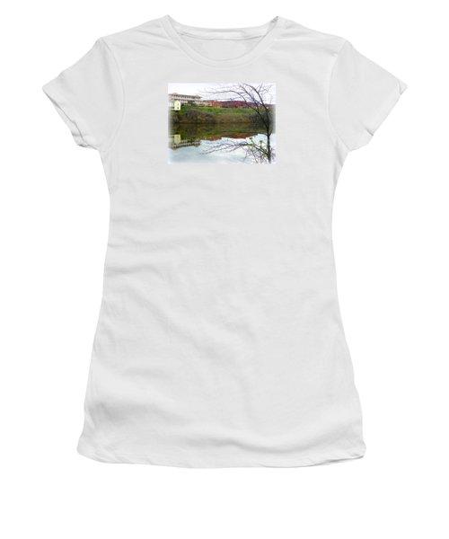 Alabama River Selma 3 Women's T-Shirt (Athletic Fit)