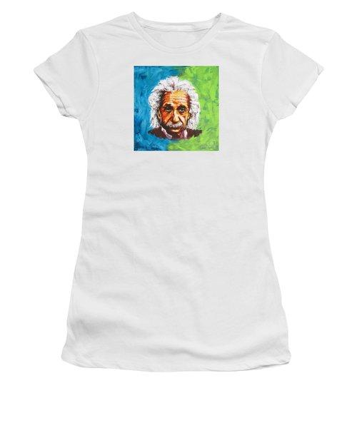Albert Tribute Women's T-Shirt