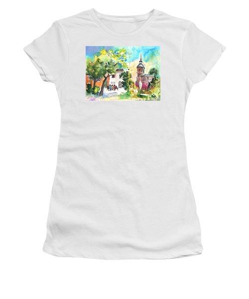 Alcazar De San Juan 03 Women's T-Shirt