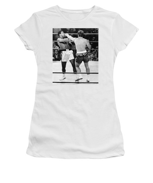 Ali-quarry Fight Women's T-Shirt