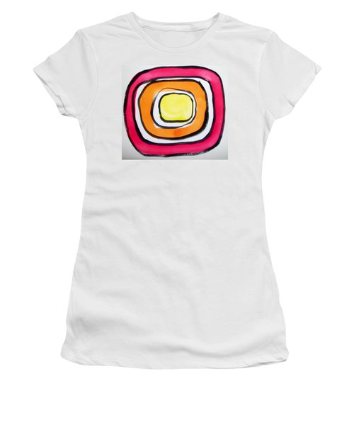 Almost Circles Women's T-Shirt (Athletic Fit)