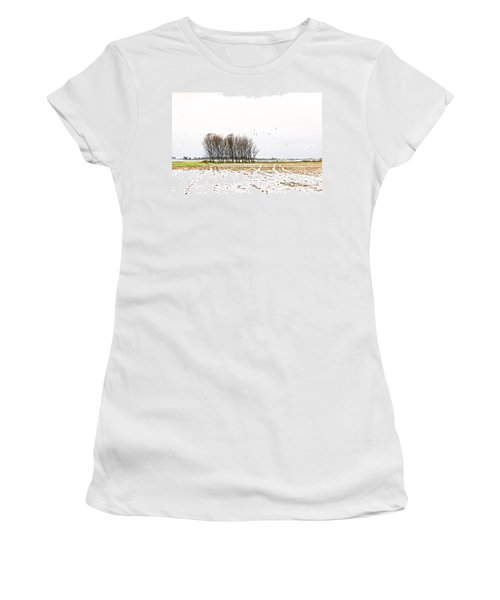 Almost Winter Women's T-Shirt