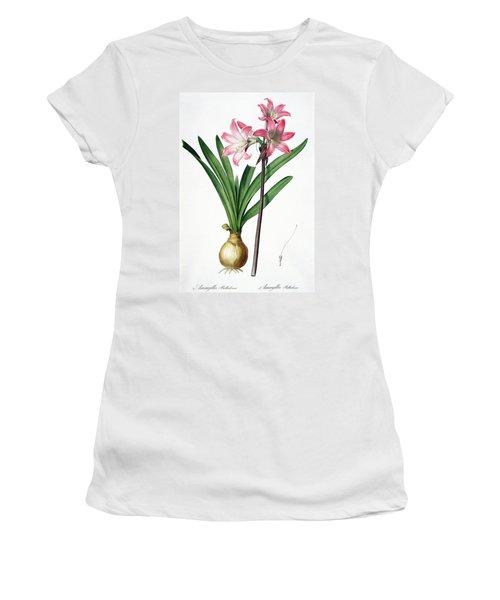 Amaryllis Belladonna Women's T-Shirt