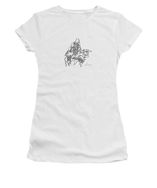 Amoeba Dancers Women's T-Shirt