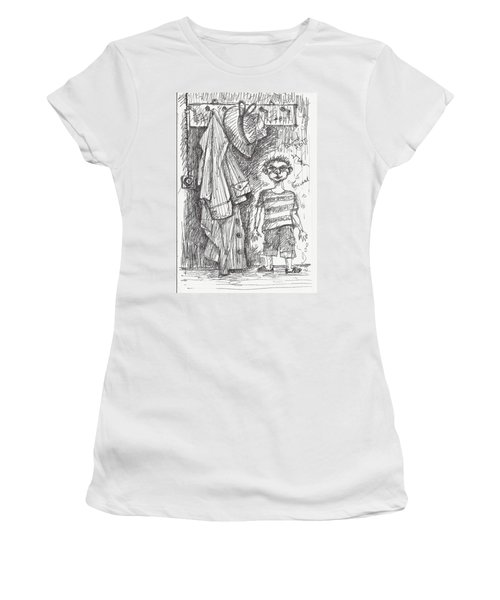 An Apartment Goblin Women's T-Shirt (Athletic Fit)