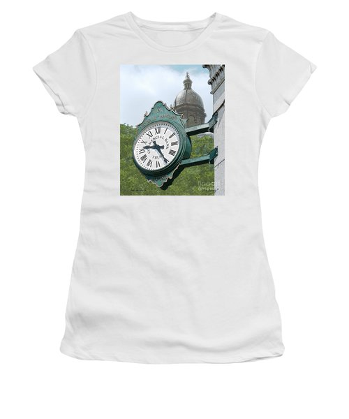 And The Time Is Women's T-Shirt