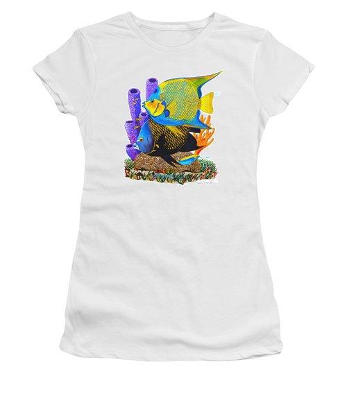 Angel Fish Women's T-Shirt
