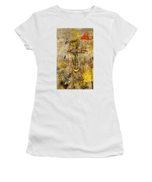 Angel In Journey Women's T-Shirt (Athletic Fit)