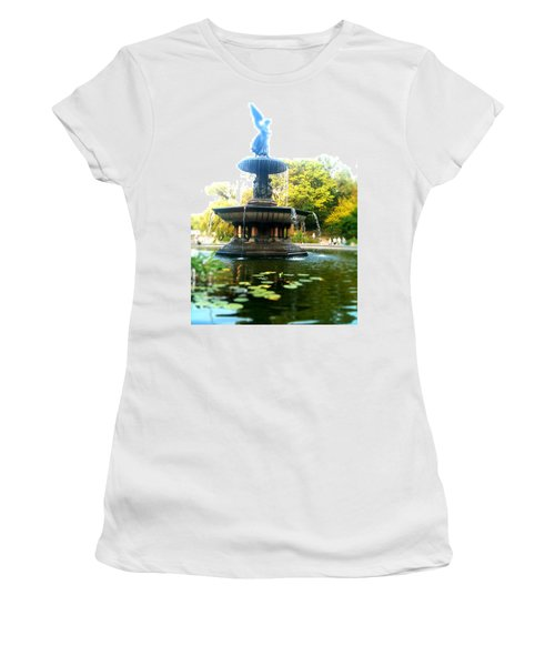Angel Of The Waters Women's T-Shirt