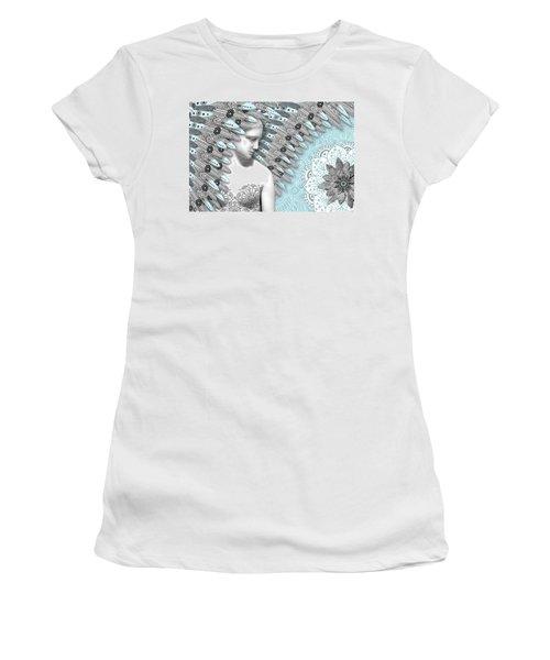 Angelica Hiberna - Angel Of Winter Women's T-Shirt