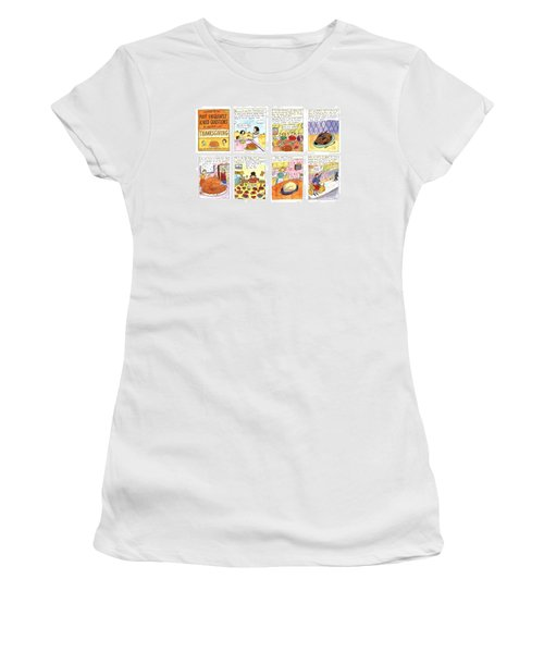 Answers To The Most Frequently Asked Questions Women's T-Shirt