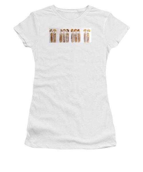 Antique Copper Zulu Ladies - Original Artwork Women's T-Shirt (Athletic Fit)