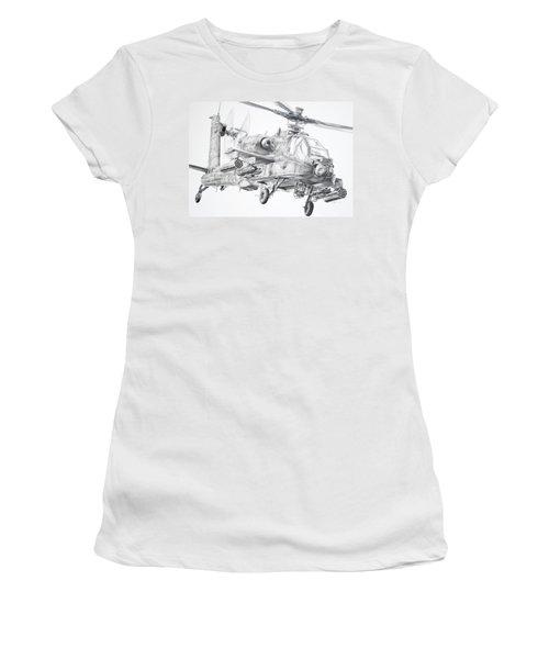 Apache Women's T-Shirt (Athletic Fit)