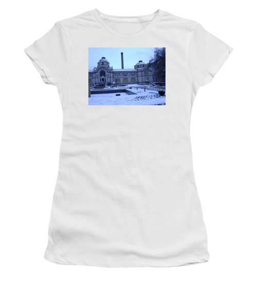 Architecture Women's T-Shirt (Athletic Fit)