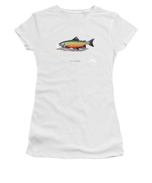Arctic Char Male Women's T-Shirt