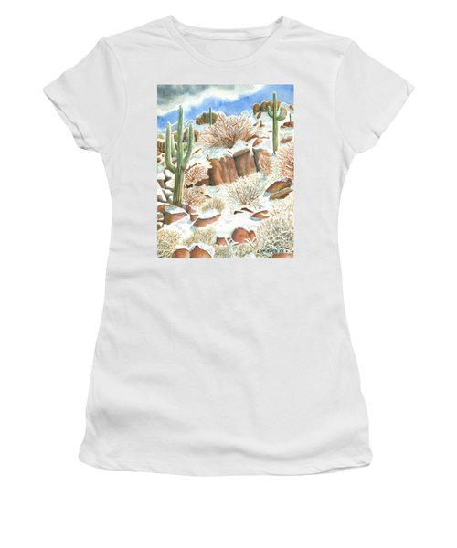 Arizona The Christmas Card Women's T-Shirt