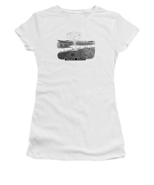 Arroyo Rogers Women's T-Shirt