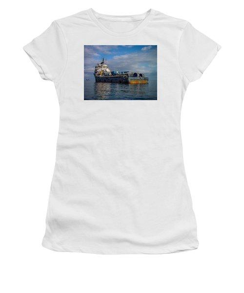 Art Carlson Women's T-Shirt (Athletic Fit)