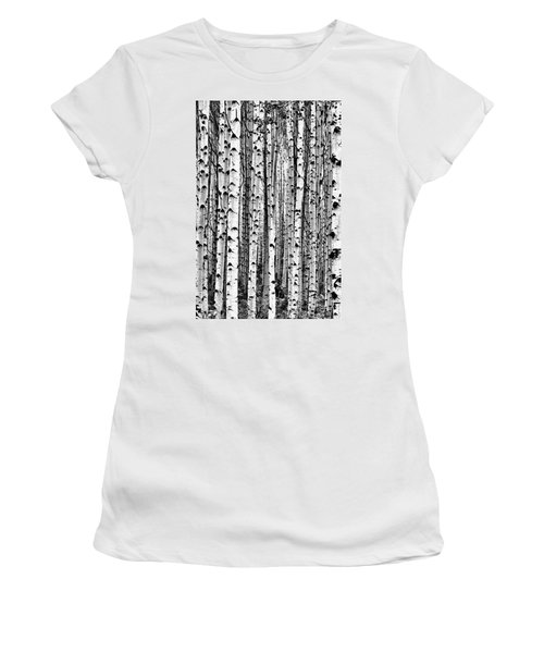 Aspen Boles Women's T-Shirt (Athletic Fit)