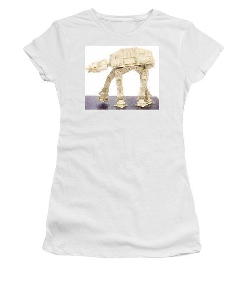 At-at All Terrain Armored Transport Women's T-Shirt