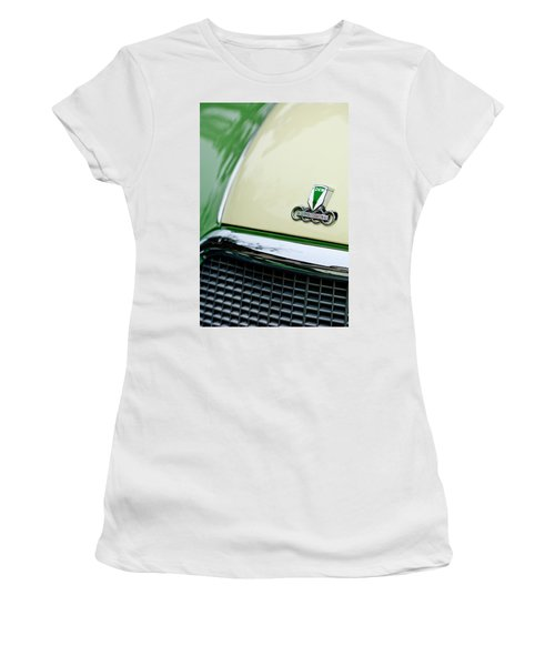 Auto Union Dkw Hood Emblem Women's T-Shirt