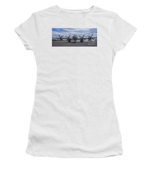 B29  Superfortress Women's T-Shirt (Athletic Fit)